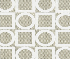 4005-07 Platinum Ring White on Natural – Victoria Hagan Fabric